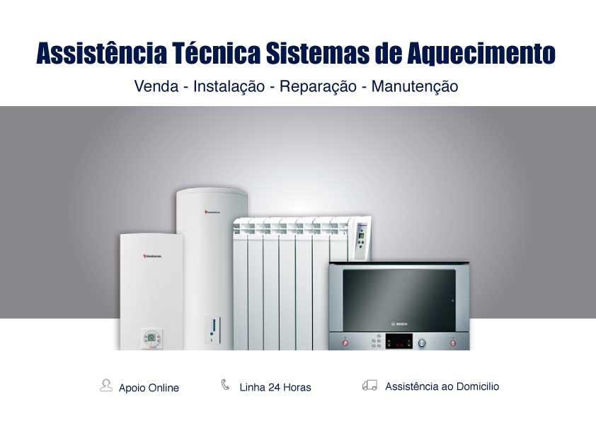 Assistência Caldeira Olival Basto, Assistência Técnica Caldeiras