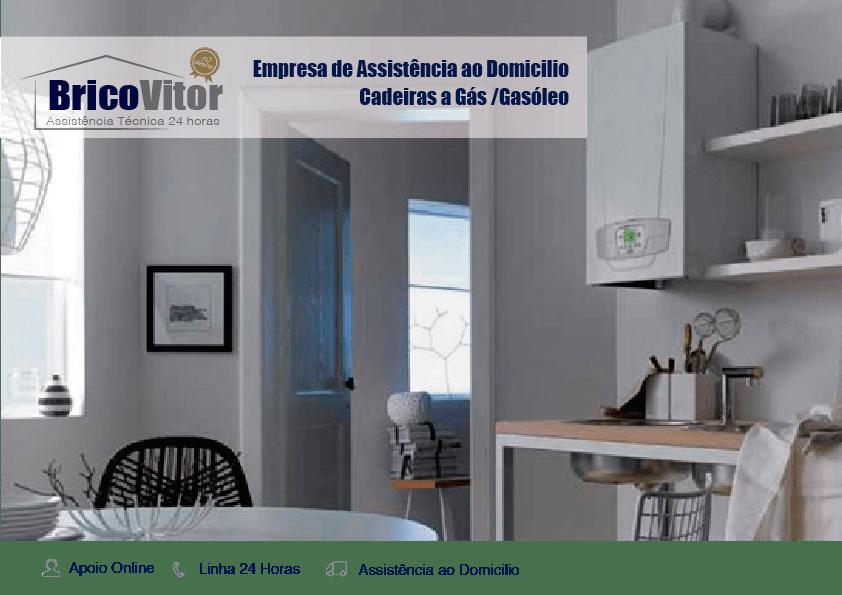 Assistência Caldeira Santo António de Cavaleiros, Assistência Técnica Caldeiras